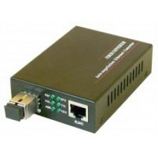 TelStream MC-018/SFP (с SFP слотом)